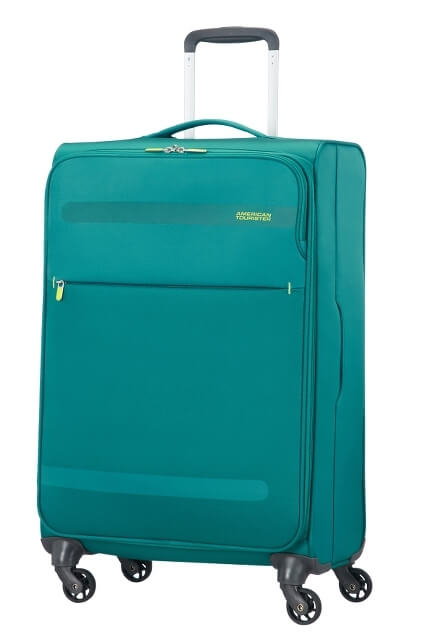 AMERICAN TOURISTER HEROLITE Super Light Trolley taille moyenne