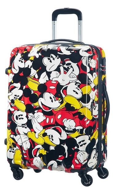 AMERICAN TOURISTER DISNEY LEGENDS Trolley grande taille